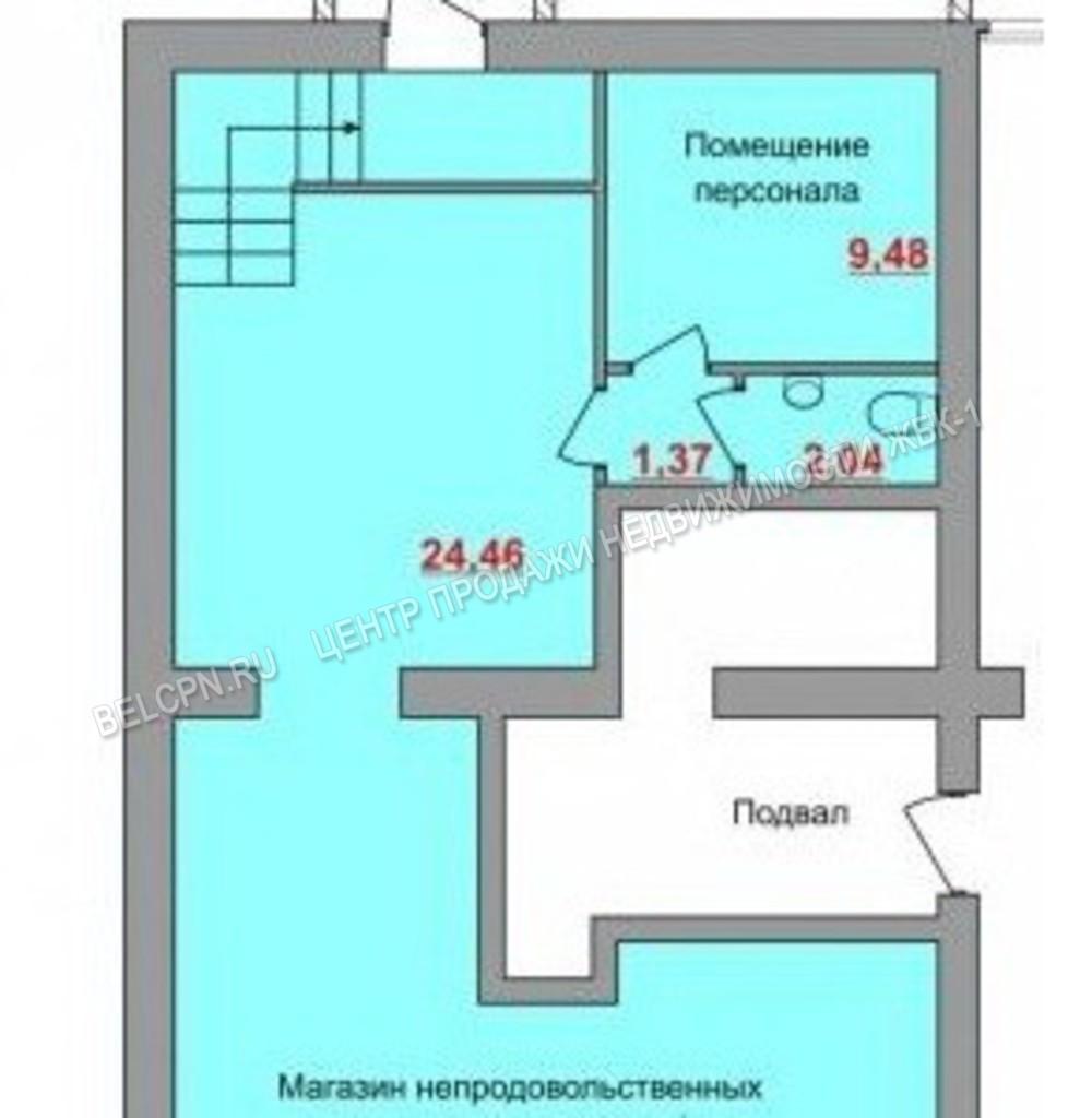 Садовая, 13  пл. 71м